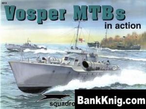 Книга Squadron-Signal Warships In Action 4013 - Vosper Mtbs rar 24,3Мб