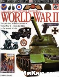 Книга DK Eyewitness Guides: World War II