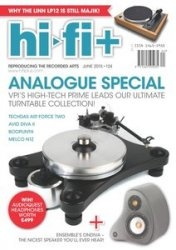 Журнал Hi-Fi Plus - June 2015