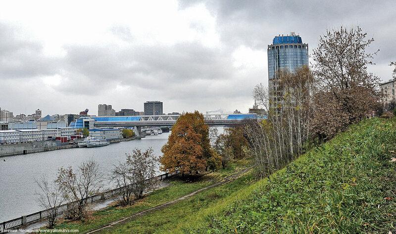 10. Шевченко наб. Мост Багратион. 04.11.07..JPG