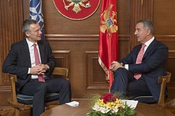 Черногория, Джуканович, НАТО