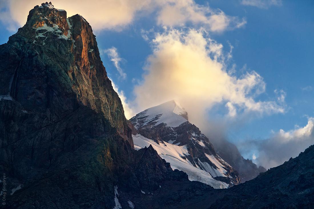 фотографии Фанских гор