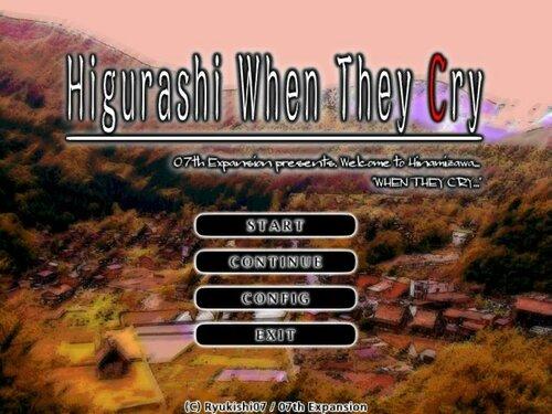 Download Higurashi When They Cry Hou - Ch.1 Onikakushi
