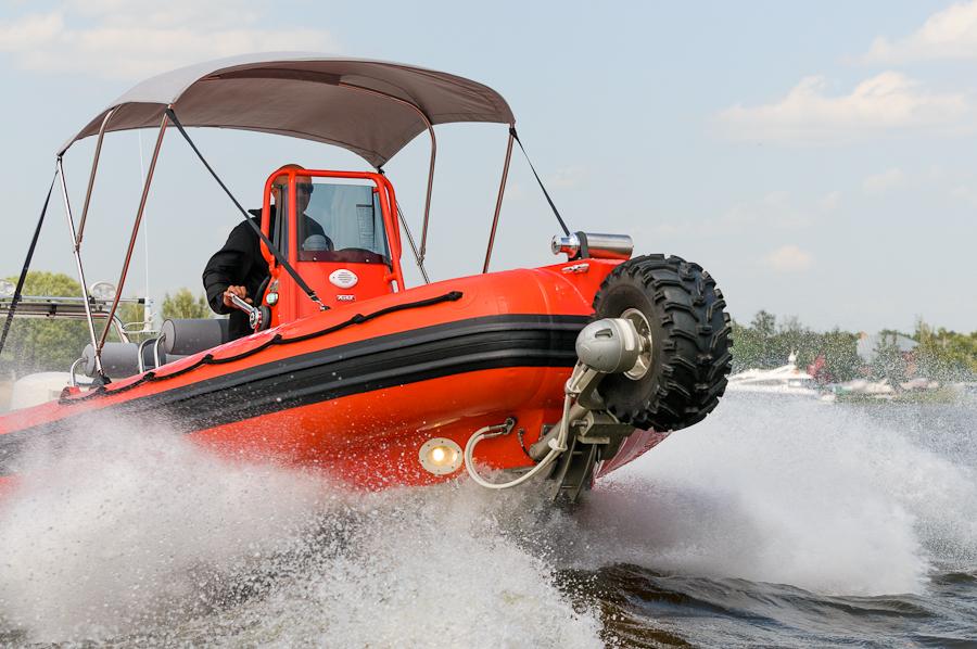 купить лодку sealegs цена