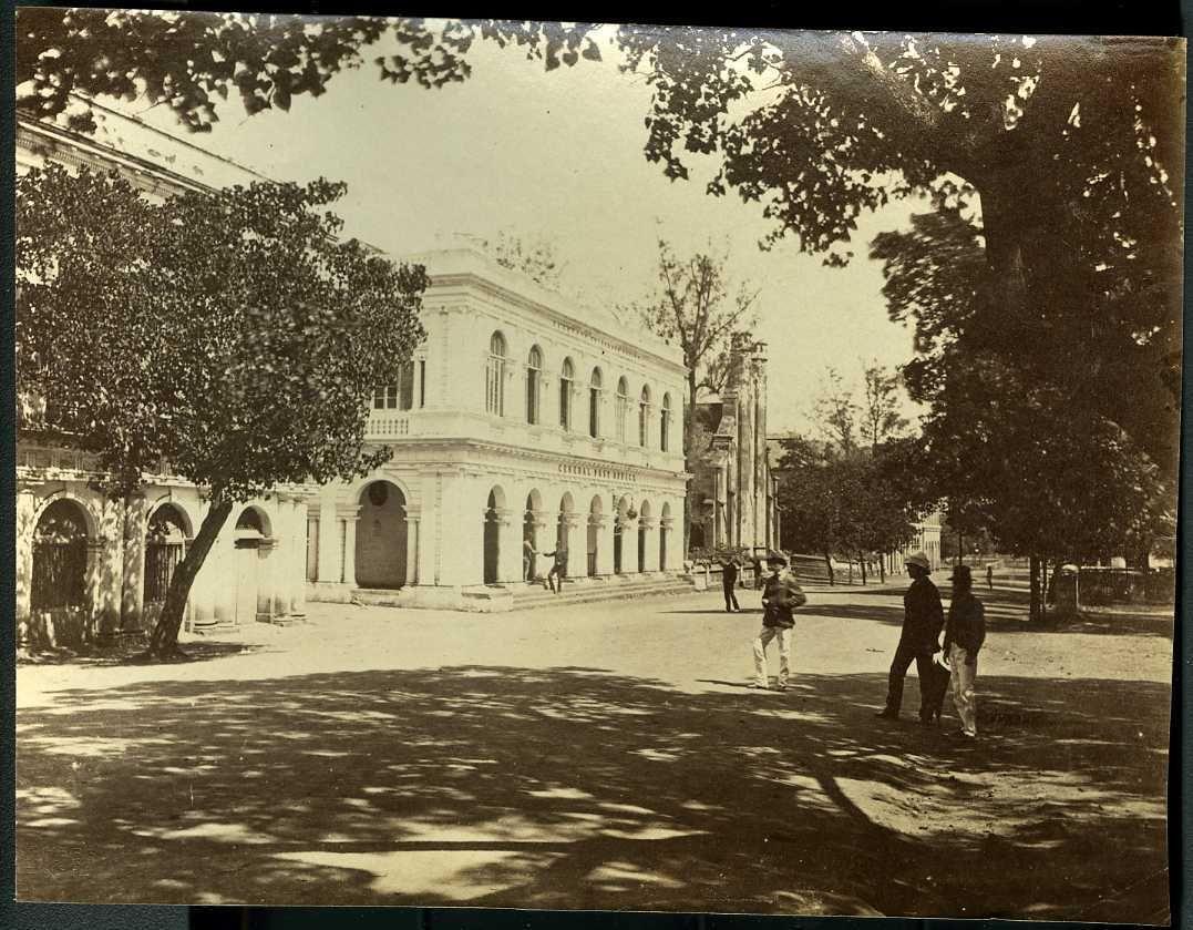Коломбо. Почтовое отделение. 1900