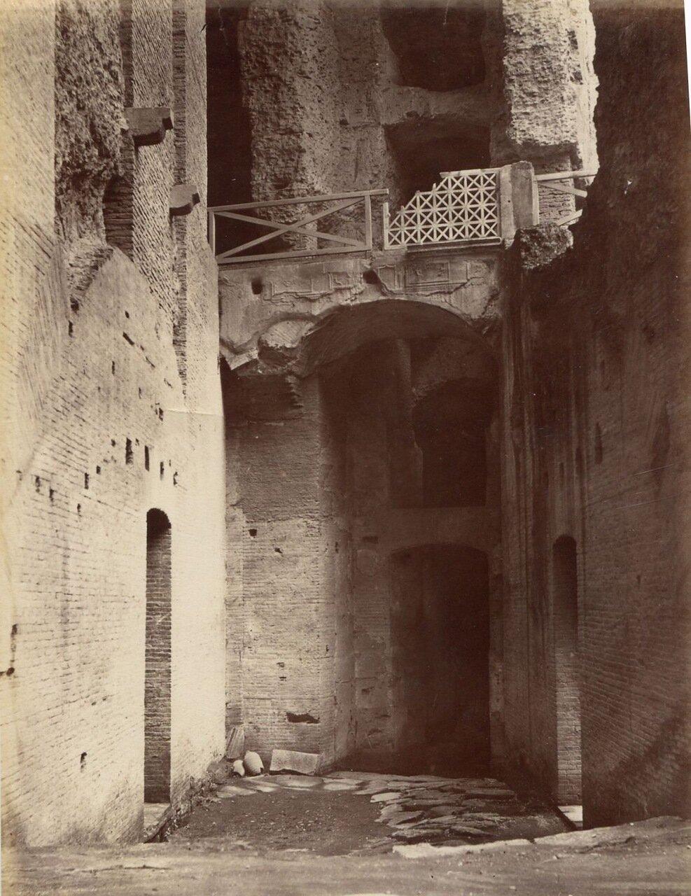 Дворец Цезарей. Мост Калигуллы
