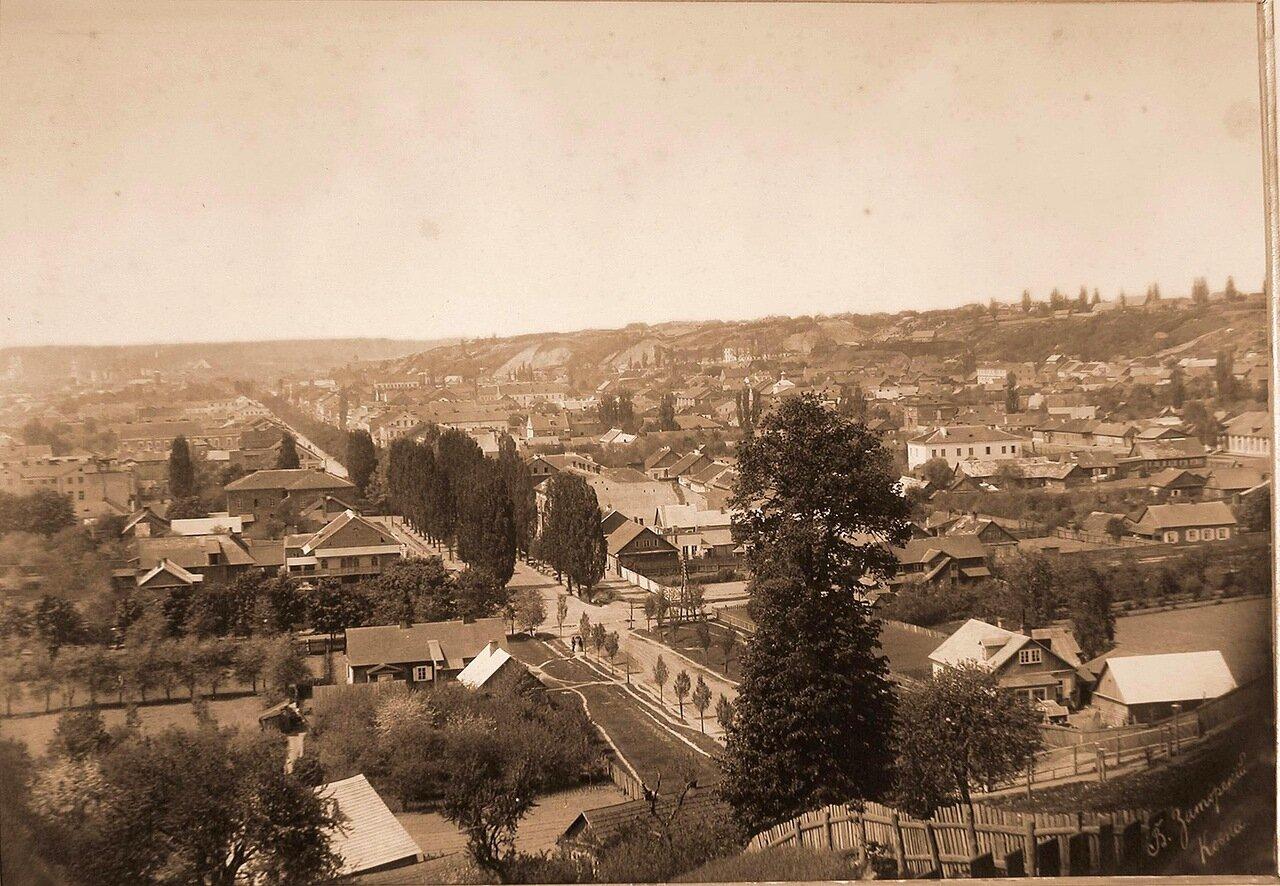 09. Общий вид северной части города (с Петровской горы)