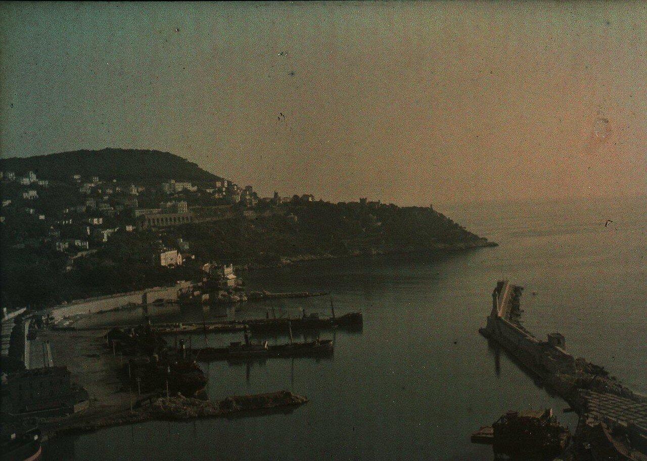 1910. Ницца. Порт.