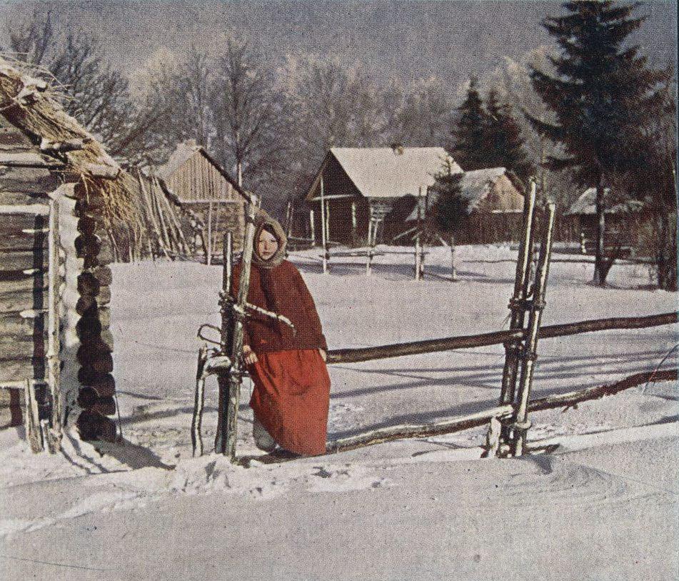 Окрестности Луги. Деревня Турово.  «У околицы»