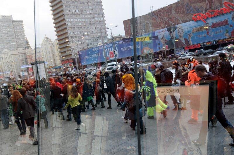 Шествие в честь Дня святого Патрика