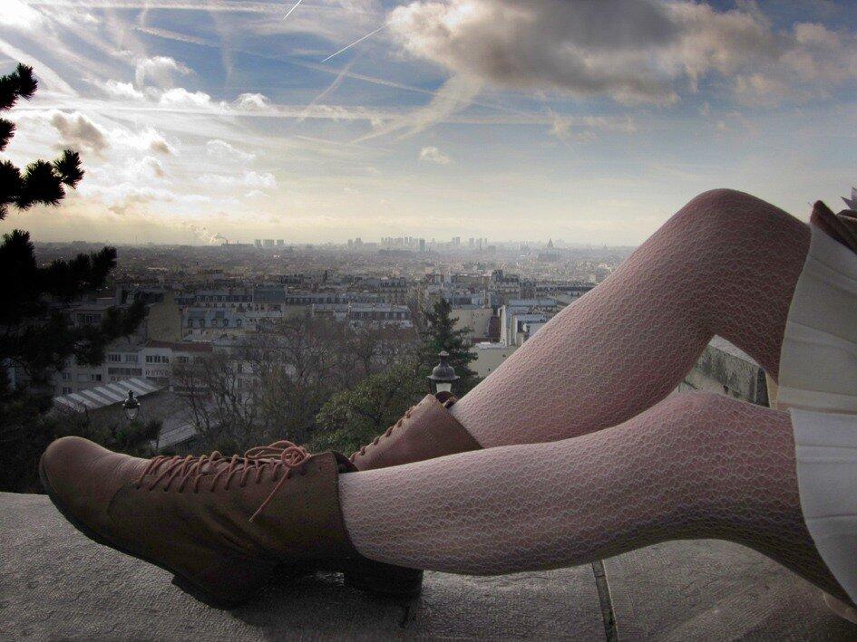 Париж у наших ног