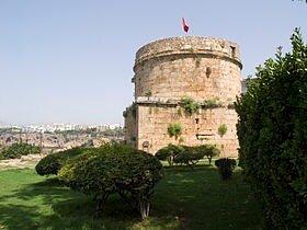 Башня Hidirlik Kulesi