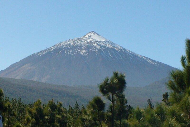 Тенерифе, многоликий вулкан Тейде