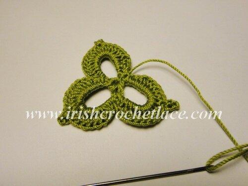 ИрланИрландское кружево: