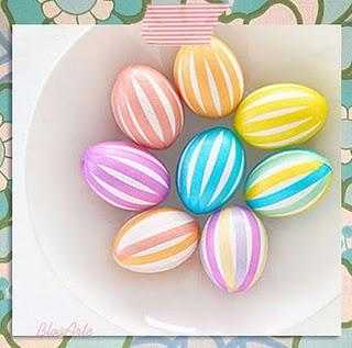 Пасхальные яйца - идеи для декорирования