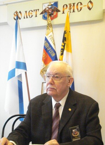 Начальник РИС-О Георгий Александрович Фёдоров