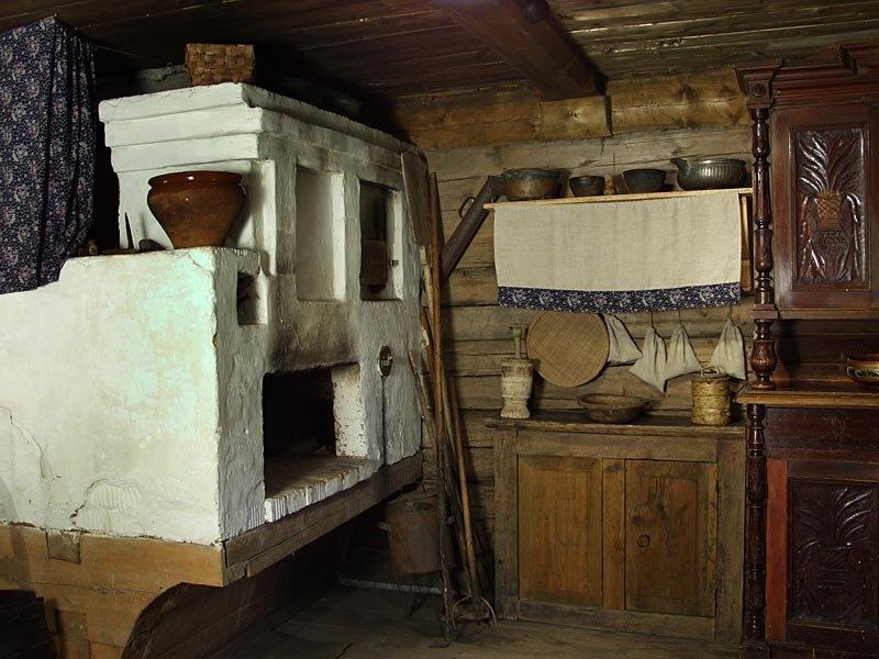 фото старинных квартир нутрь
