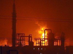 Последствия взрыва на химическом заводе в Китае  не угрожают Приморью