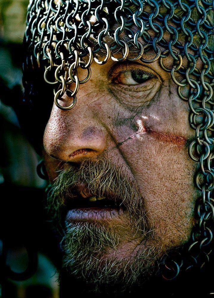 Warrior by Steve Bingham