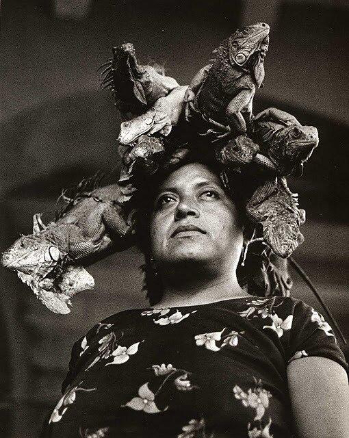 Nuestra Señora de las Iguanas, Oaxaca, 1979