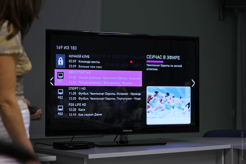 подключение интерактивного телевидения ростелеком инструкция - фото 2