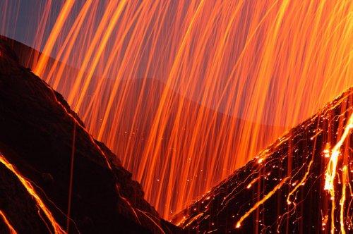Загадочные явления природы. Вулканы