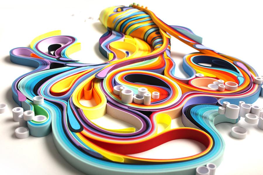 Paper craft, Yulia Brodskaya0.jpg