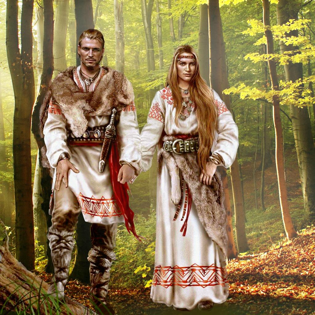 Традиции древне русских славня