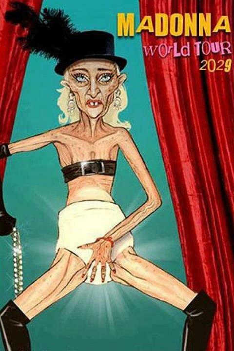Мадонна. Мировой тур 2029