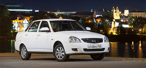 На Тольяттинском автозаводе началось производство Lada Priora на АКПП