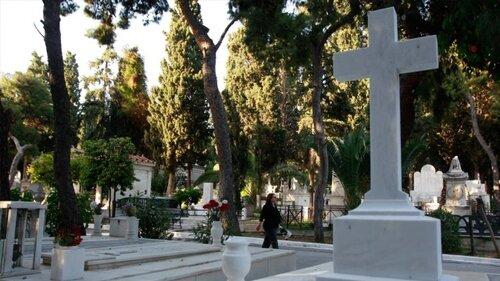 Жительницу Греции едва не похоронили заживо