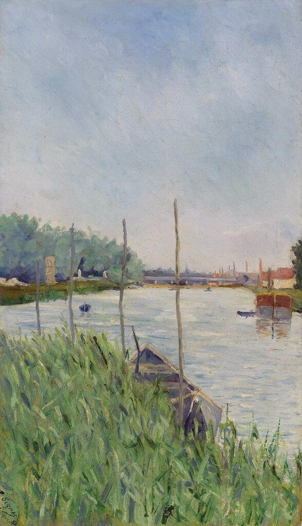 Paul Signac - Asnieres (study), 1882.jpeg
