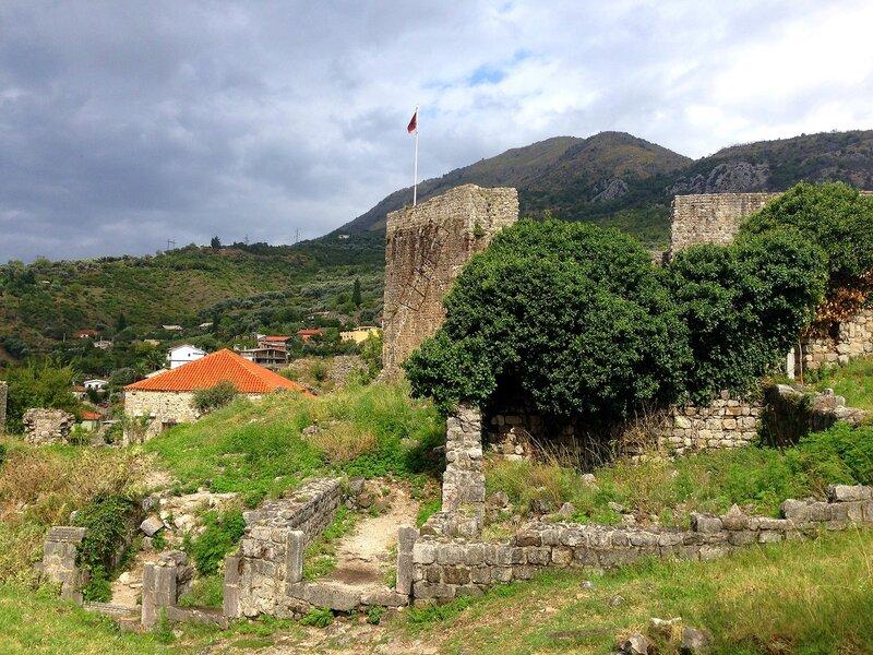 Старый Бар, Черногория