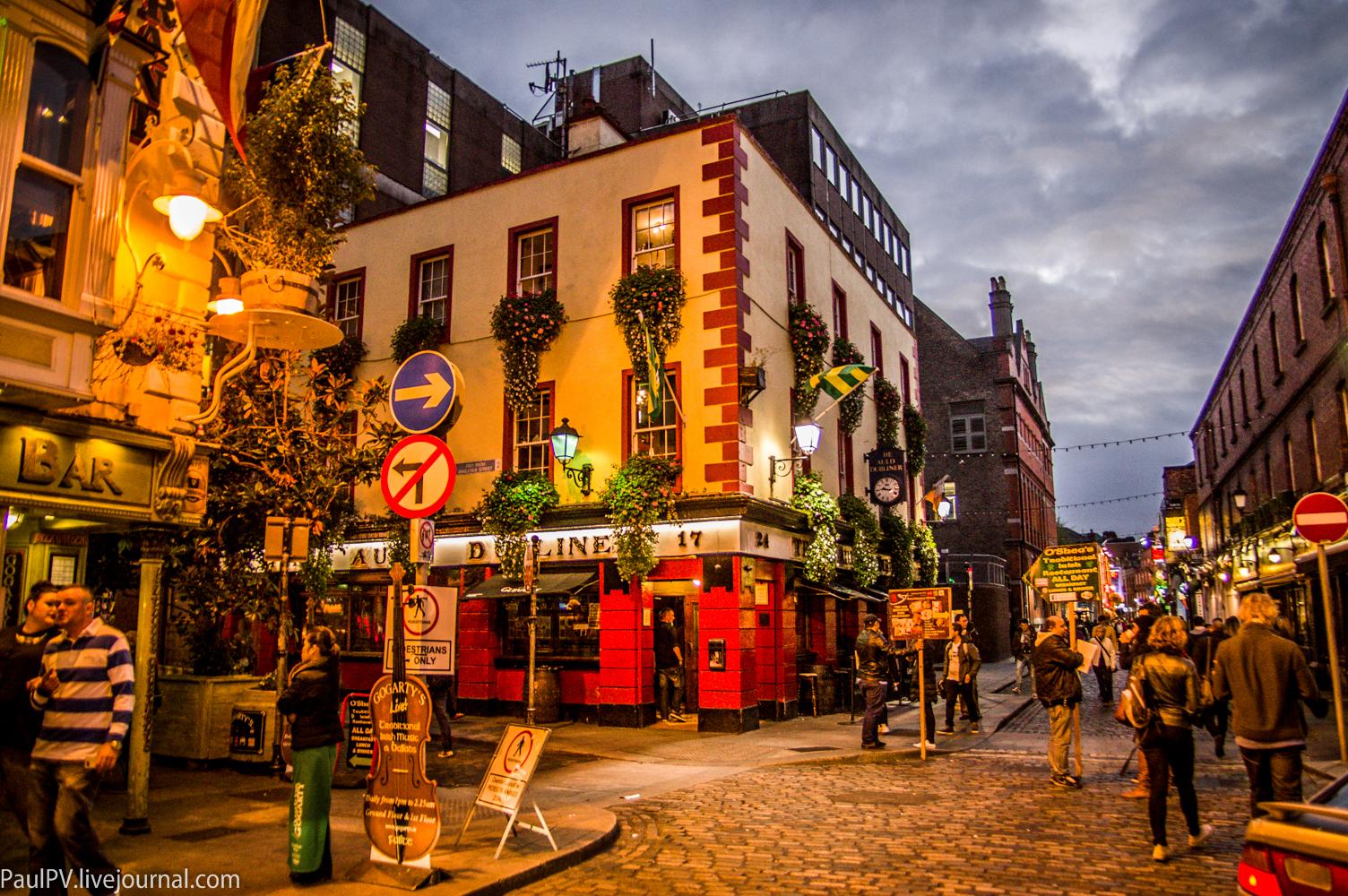 Дублин. Ирландия. PaulPV.ru