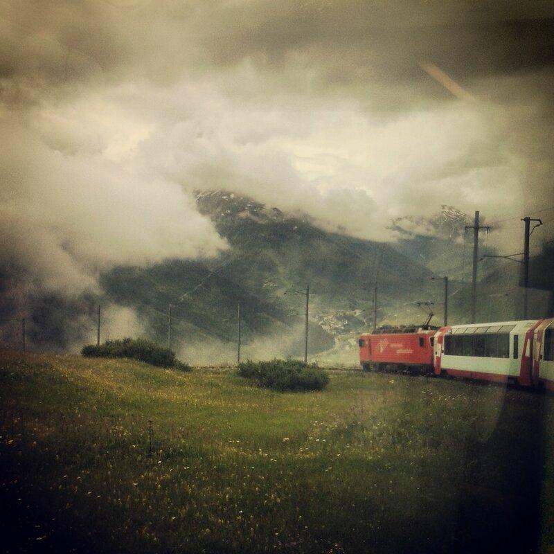 Наш локомотив