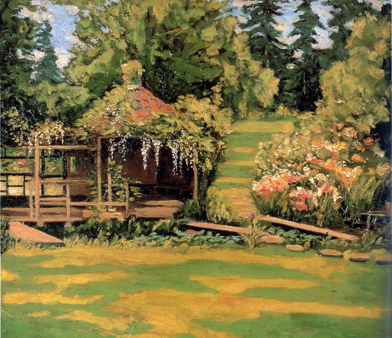 + 1930 Летний дом в Трент парке.jpg