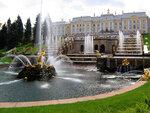 Большой Петергофский дворец.