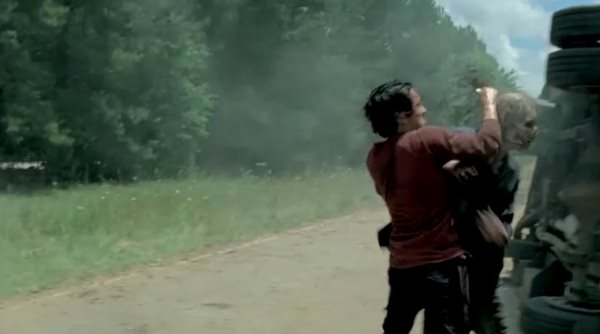 Терминус. Сериал «Ходячие мертвецы» решили продлить на 6 сезон