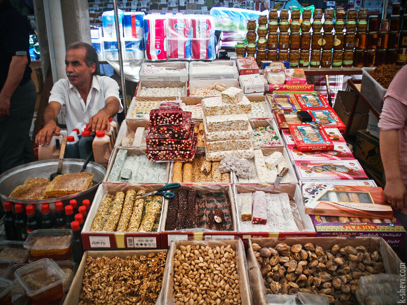 Рынок сиде турция фото