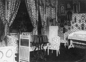 Спальня императора Николая II и императрицы Александры Фёдоровны