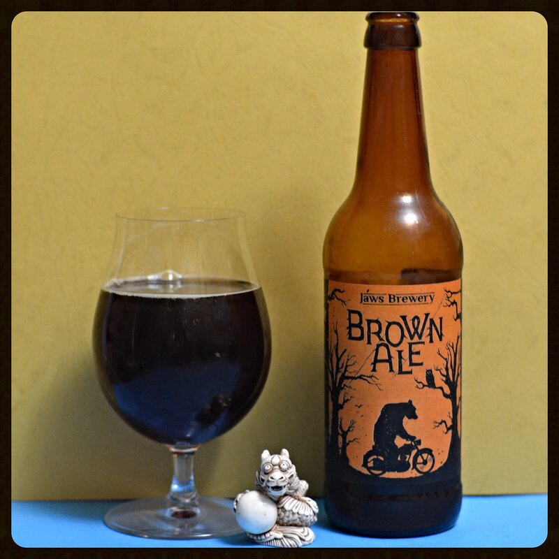 Jaws Brown Ale