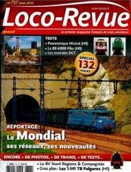 Журнал Loco-Revue №757 2010