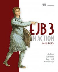 Книга EJB 3 in Action, 2nd edition