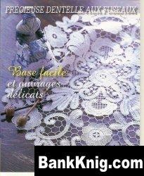 Книга Precieuse dentelle aux fuseabx jpg 4,8Мб
