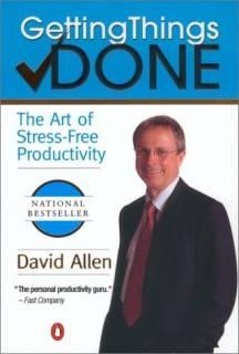 Книга Getting Things Done (GTD). Искусство безстрессовой продуктивности