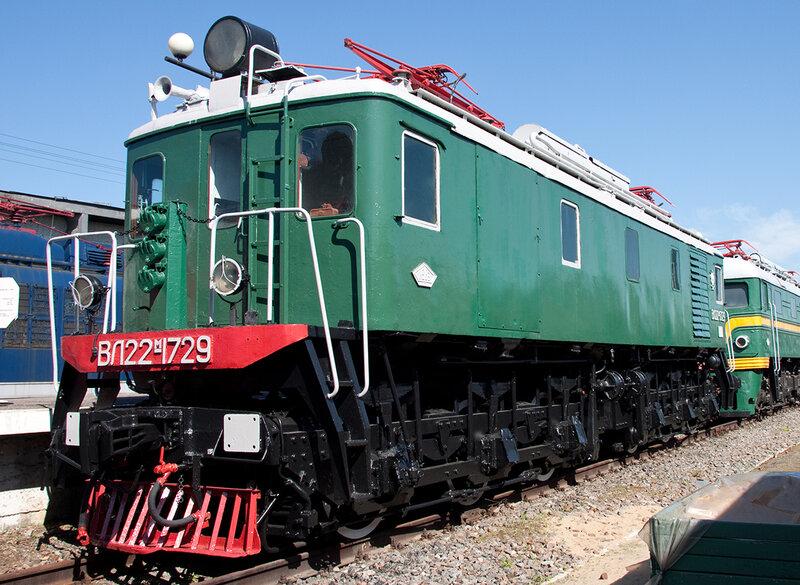 ВЛ22М-1729