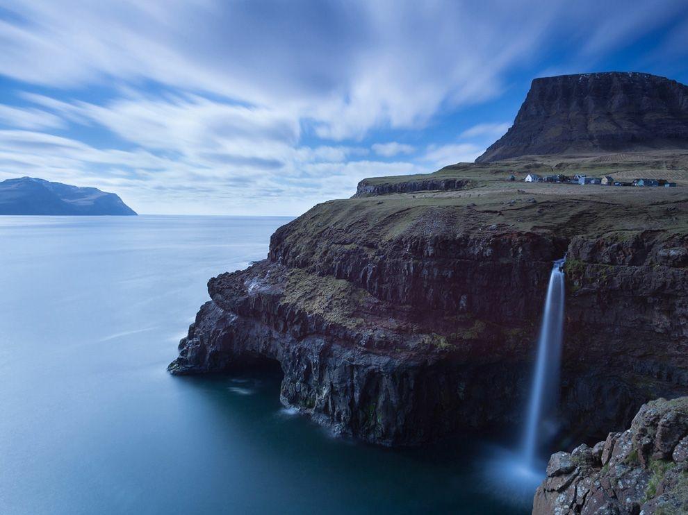 Деревня, Фарерские острова