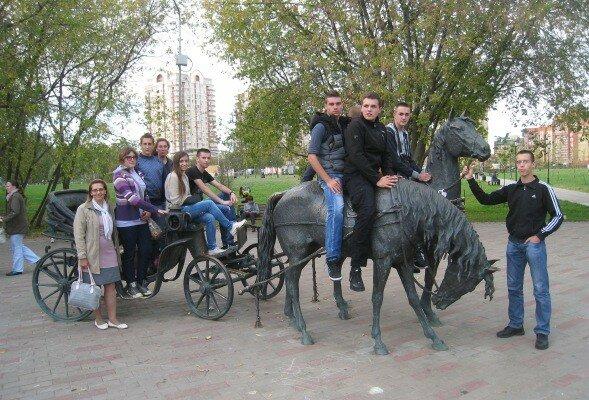 сербы, Долгопрудный