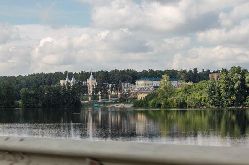 Усадьба фон-Дервиза в Кирицах, Рязанская область