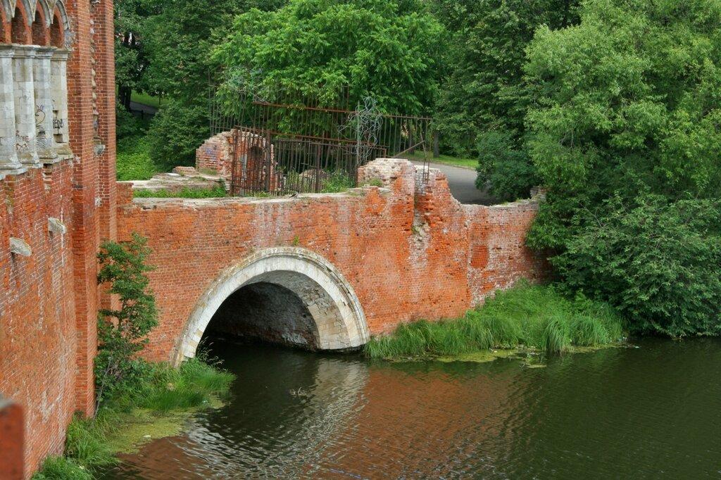 Марфино, Мост